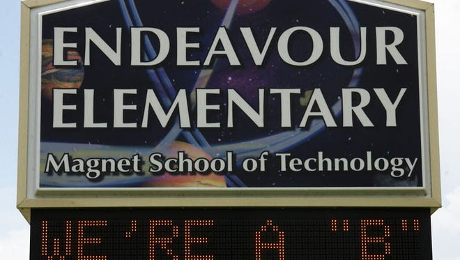 Endeavour will host a 5K September 19 to help raise funds for a new pavilion at the school.