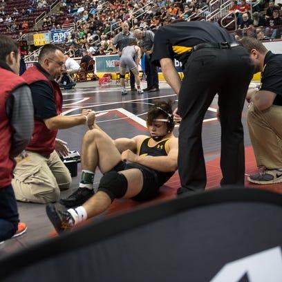 Time ticking on wrestling injuries