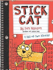 Stick Cat a tale of two kittens