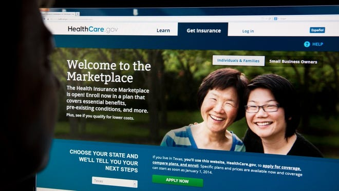 Affordable Care Act website