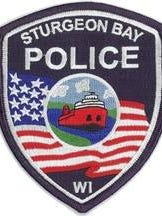 Sturgeon Bay Police Department logo.