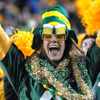 Packers football brings fans to Green Bay and surrounding communities.