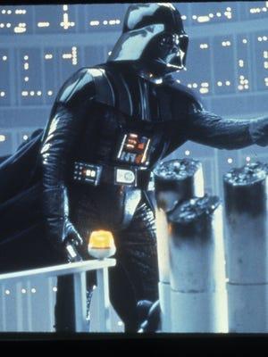 Darth Vader of the 'Star Wars' franchise.