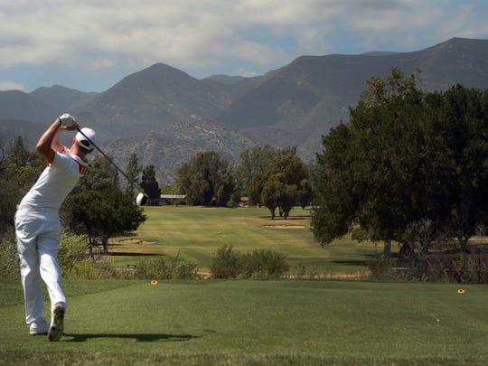 If you are a golfer, you can get in 18 holes at Soule Park Golf Course during a visit to Ojai.