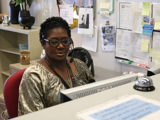 Denise Byrd, a Mayor's Action Center Customer Service
