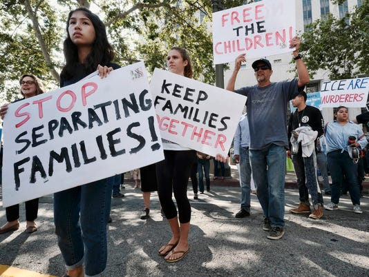 Immigration- family separation