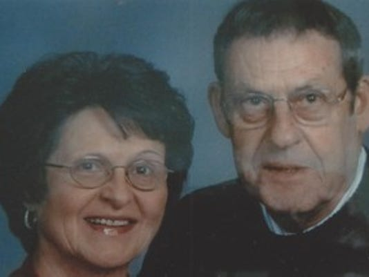 Anniversaries: Daniel Joyce & Jolene Joyce