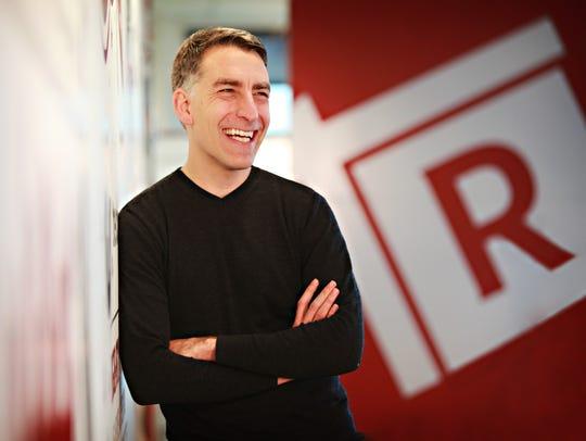 Redfin CEO Glenn Kelman.