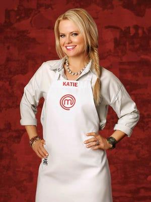 "Katie Dixon of Hattiesburg is a contestant on ""MasterChef."""