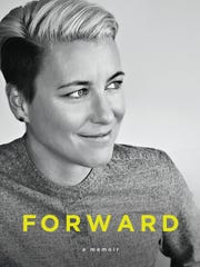 """This book jacket for """"Forward"""" is provided courtesy"""
