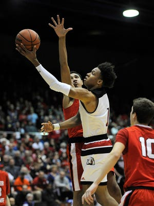 New Albany's Romeo Langford will visit Hoosier Hysteria.