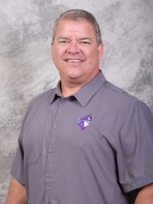 George Sanders is the interim director of athletics for Florida SouthWestern State College.
