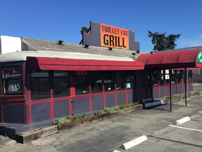 Trolley Car Grill, Castroville