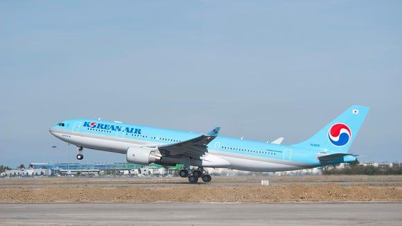 KoreanA330airbus