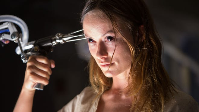 """In this image released by Relativity Media, Olivia Wilde appears in a scene from """"The Lazarus Effect."""""""