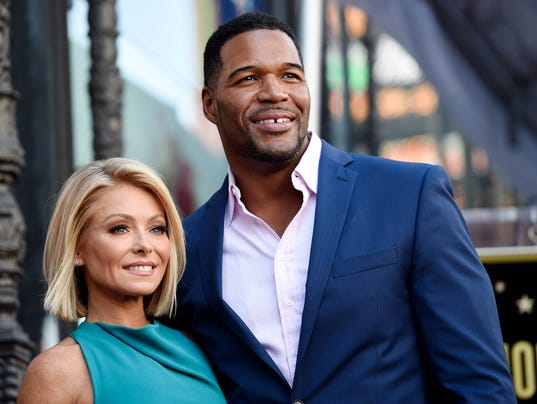 AP TV-ABC-STRAHAN A FILE ENT USA CA