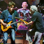 Dead & Company take the stage at Madison Square Garden on Saturday in New York. The psychedelic rockers will play two more nights at the arena on their fall tour.