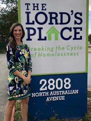 Anne Noble became chief advancement officer at The Lord's Place in 2018.