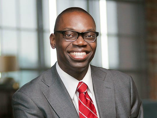 Garlin Gilchrist, running for Detroit City Clerk