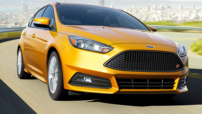 Ford Focus ST is getting an upgrade kit.