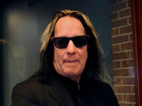 Todd Rundgren will perform on May 13 at Carmel's Palladium.