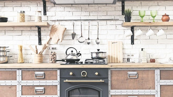 """People want warm, minimalist and professional looking kitchens with open shelving, natural stone or wood elements, and high quality appliances,"" says said Emile L'Eplattenier, chief real estate analyst for TheClose.com."