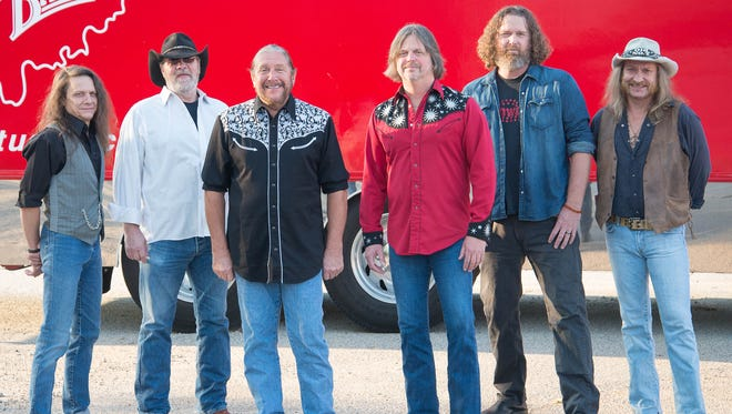 Marshall Tucker Band's reach knows no bounds. In recent years the band has noticed a younger crowd at their shows, showing up to hear some of their classics.