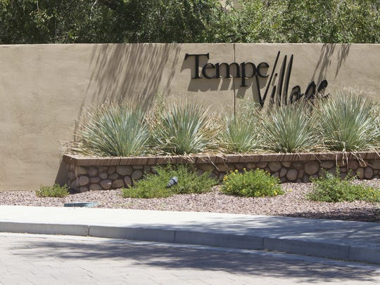 Tempe emergency personnel responded to a near-drowning