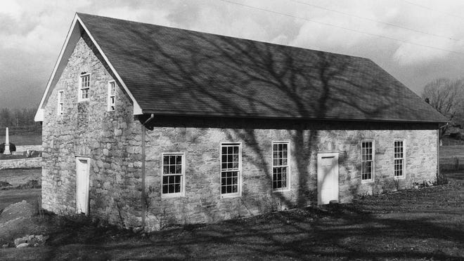 Old Providence Stone Church.