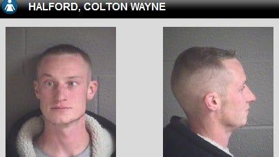 Colton Wayne Halford