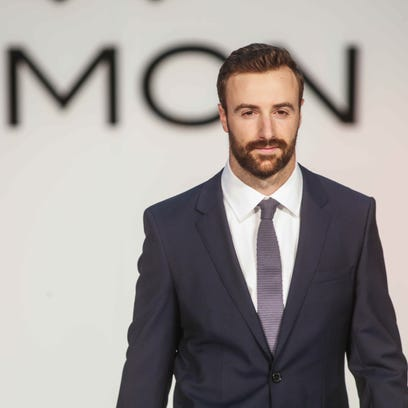 IndyCar Series driver James Hinchcliffe, a four-time