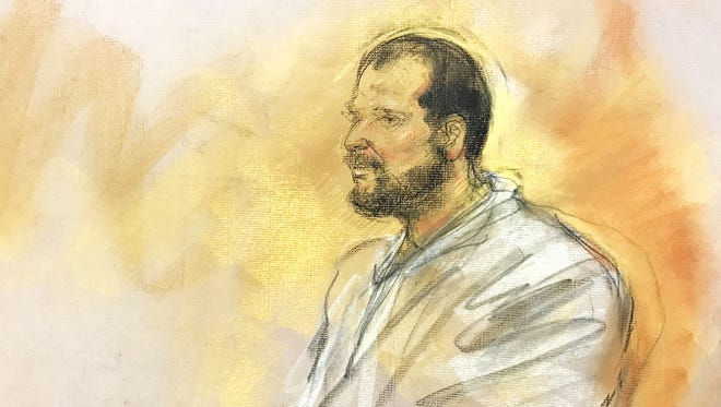 Ibraheem Musaibli, 28, was flown from Syria to the United States this week to stand trial in a rare terrorism case in Detroit.