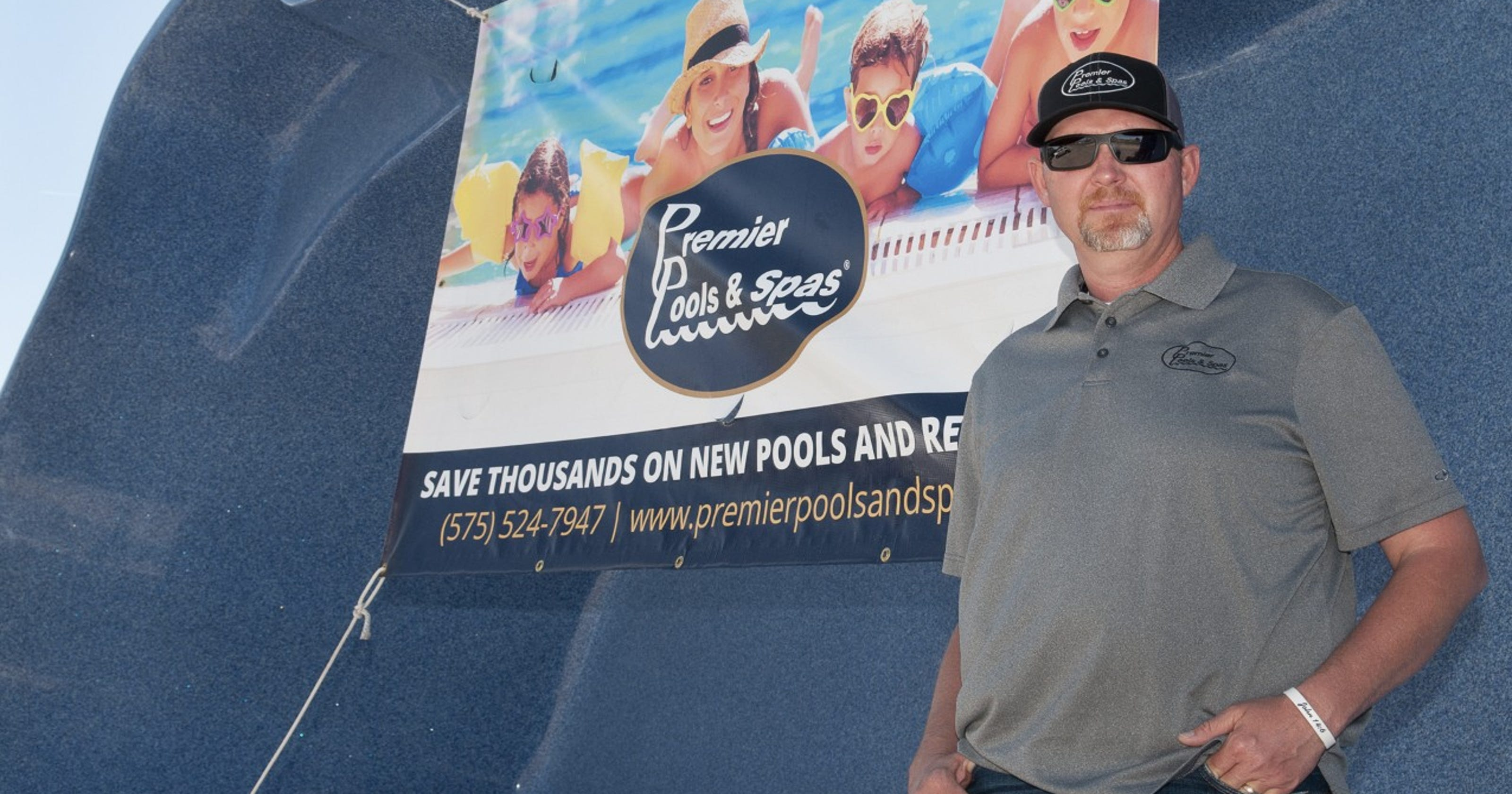 Profile premier pools spas for Public swimming pools in las cruces nm