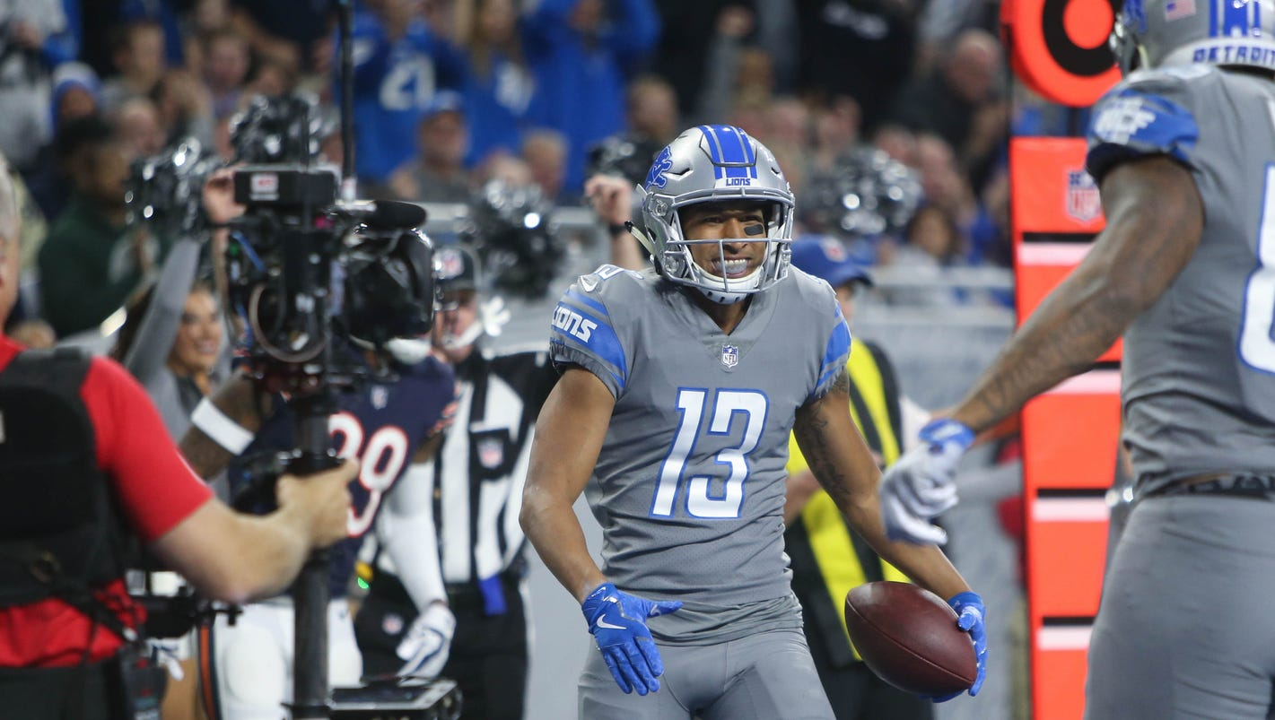 TJ Jones expected to test market as Detroit Lions won't use RFA tender