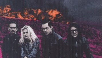 """""""Dodge and Burn,"""" The Dead Weather"""