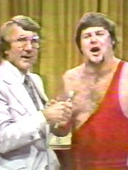"Jerry Lawler and the late Lance Russell were mainstays during the glory days of Memphis pro wrestling. ""The King"" has a new TV show that will spotlight some of those classic matches and moments."