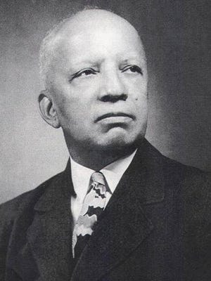 "Carter G. Woodson is known as the ""Father of Black History Month."""