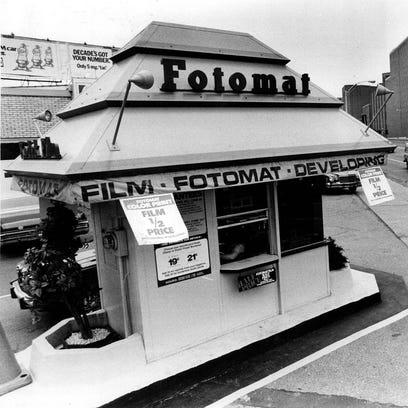 A Fotomat location on West Ridge Road opposite Kodak
