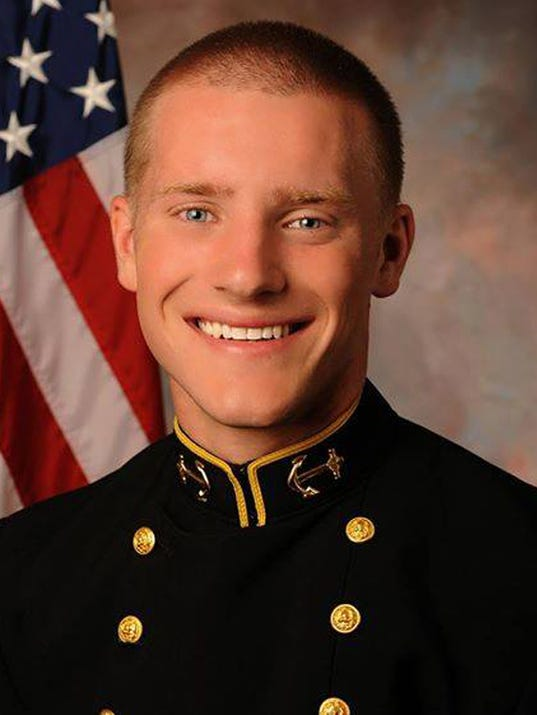 AP Navy Football Player Dies