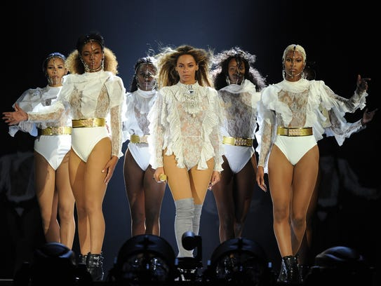 Opening night of Beyonce's Formation World Tour in