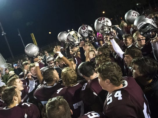 Shippensburg will face Berks Catholic on Friday for