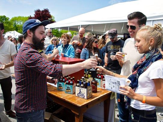 Buckeye Craft Beer and BBQ Festival in Harveysburg