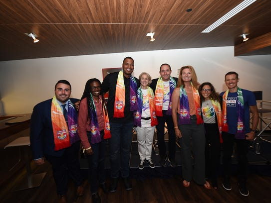 The New York Red Bulls hosted the inaugural Pride Night