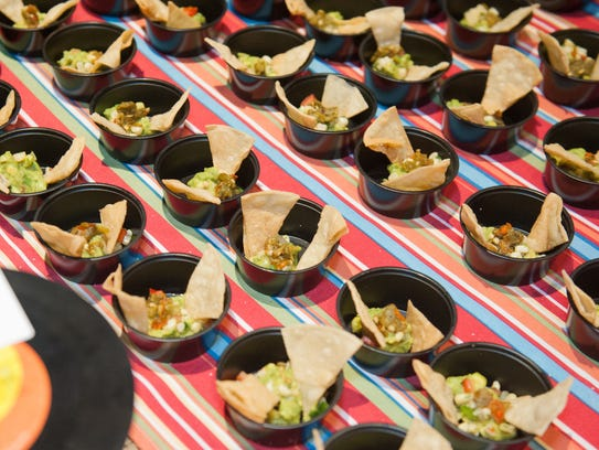 Rock the Guac returns for the second year, this time