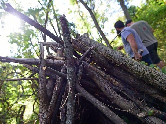 Wilson Alvarez is a wilderness survival structure who
