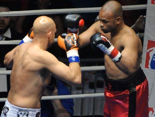 Saturday fights 24