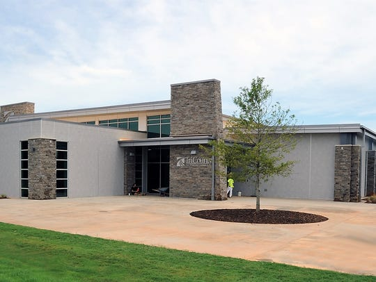 The new Oconee County campus of Tri-County Technical