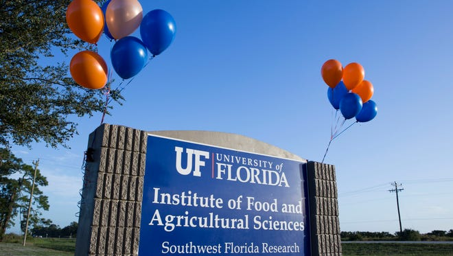 Southwest Florida Research and Education Center near Immokalee is holding an open house March 29.