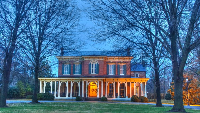 Oaklands Mansion, home to one of Murfreesboro's first families, is now a historic site and museum at 901 N. Maney Ave. in Murfreesboro.