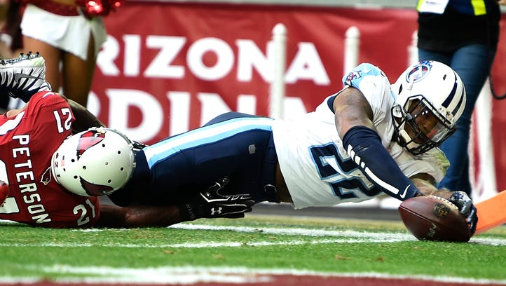 How the Titans lost to the Cardinals 12-7